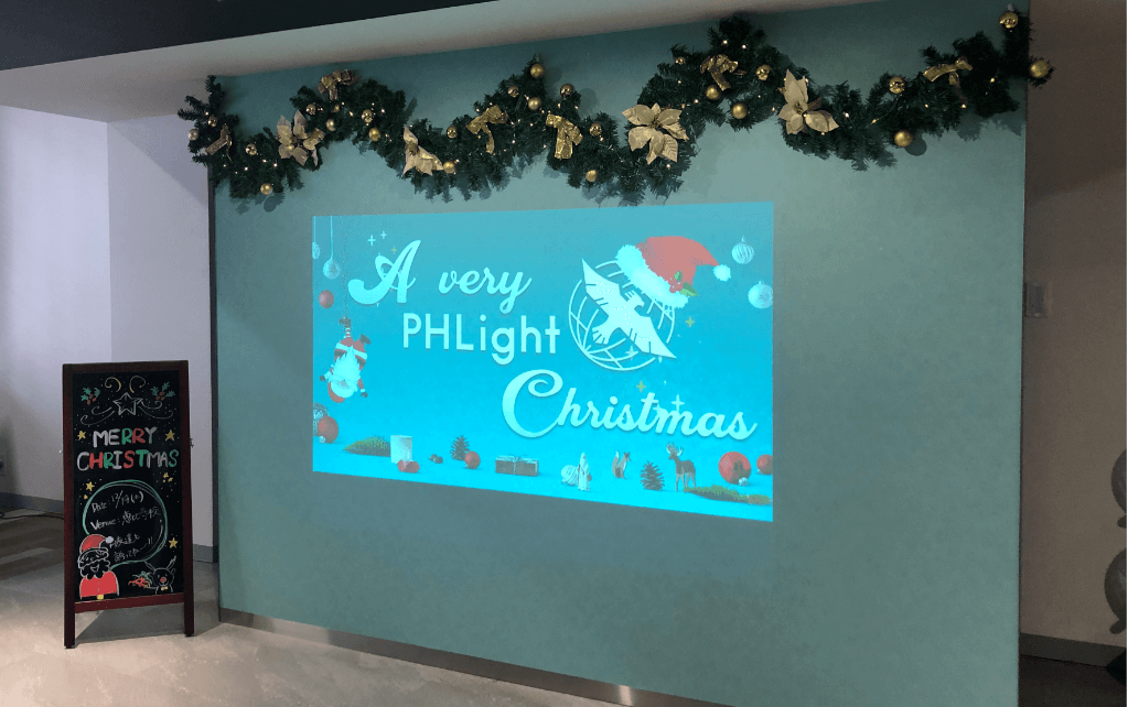 12月イベント「A Very PHLight Christmas」開催!